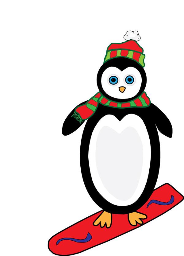 penguinonsnowboard-jpg