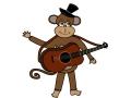 monkeywithguitarandhatweb-jpg